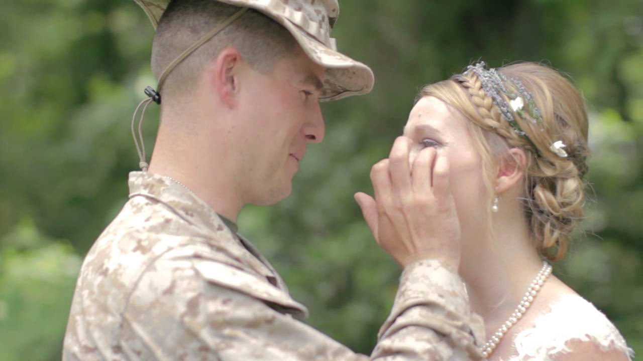 Wedding Gifts For Military Couples: Ed Sheeran Surprises Couple At Their Wedding, But That's