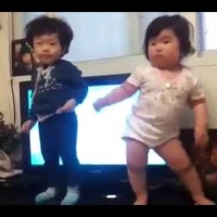 This Baby Busts Out Some Amazing Dance Moves…But 34 Seconds In Is When It Really Gets Good