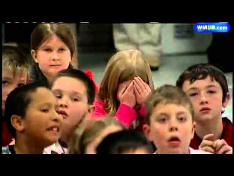 What Did They Do To Make This Little Girl Start Crying In Front Of The Entire Class