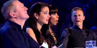 The Judges Thought Sami Brookes Was A Joke, But When The Music Started They Were Electrified!