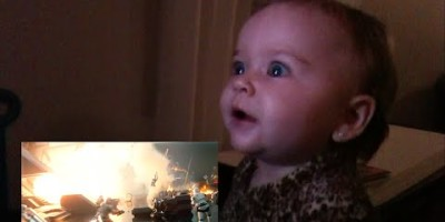 Babies and Toddlers Reacting to The New Star Wars Trailer – Watch It Now
