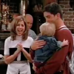 "The Best Bloopers and Outtakes from the Show ""FRIENDS"""