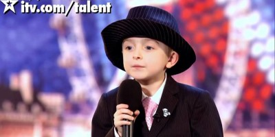 This 7-year Old's Sinatra Cover Will Melt Your Heart :)
