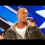X-Factor Contestant So Nervous No One Suspects What's Coming