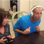 """Lip Read Game"" Watch How He Reacts When He Finds Out He's Going to Be a GRANDFATHER"