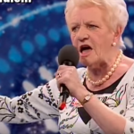 This 80 Year Old Auditions, Simon Laughs, But Then He's AWESTRUCK. Rock On Janey!