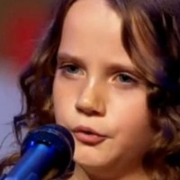 Amira Willighagen Is Nine But When She Started Singing, Everyone Nearly Fainted!