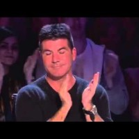Simon Cowell Mocks Man and is Quickly Put in His Place WOW