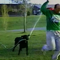 He Was Giving His Dog A Bath, Then The Dog Took A Hilarious Revenge! This Is Funny!